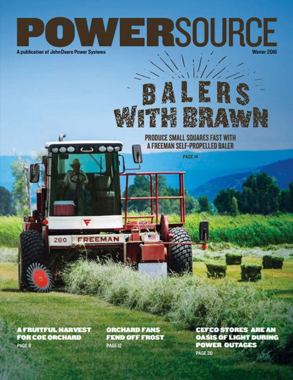 Powersource Industrial Winter 2016 Issue