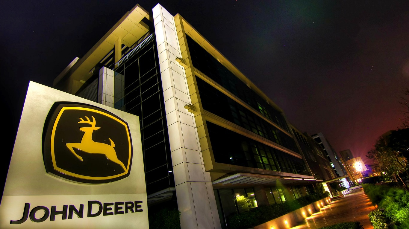 John Deere Technology Center