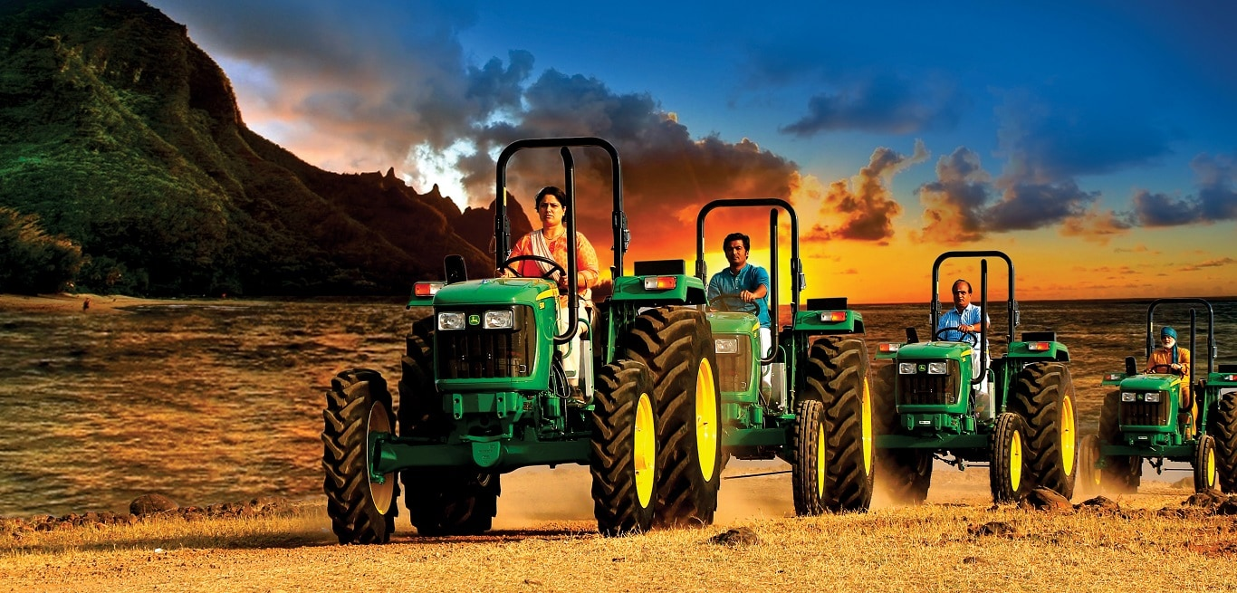 John Deere IN | Products & Services Information