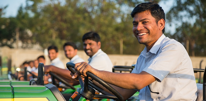 John Deere India , John Deere Careers , Right Profile
