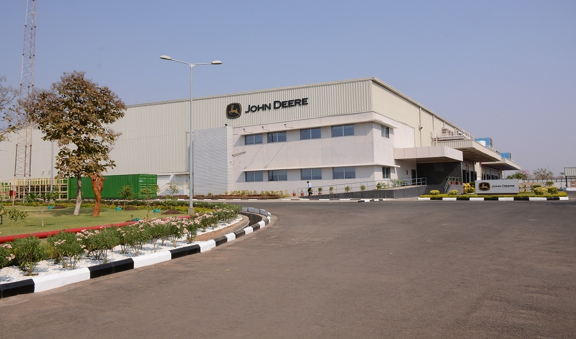 Contact John Deere Parts Distribution Center