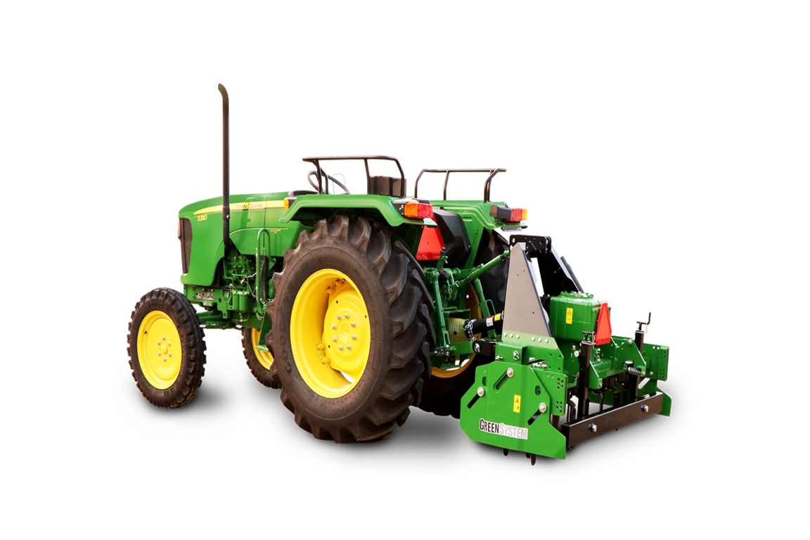 John Deere Tractors provides Power Harrow for secondary tillage to increase crop productivity and to minimize the labor intensive efforts. Know about the features specifications of this agriculture equipment , implement now.