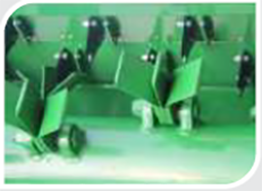 Flail Type, Implement, GreenSystem Mulcher , Right Profile