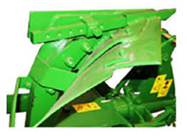 Frog Assembly, Implement, GreenSystem Single bottom MB plough , Right Profile