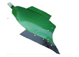 Modular Assembly, Implement, GreenSystem Single bottom MB plough , Right Profile
