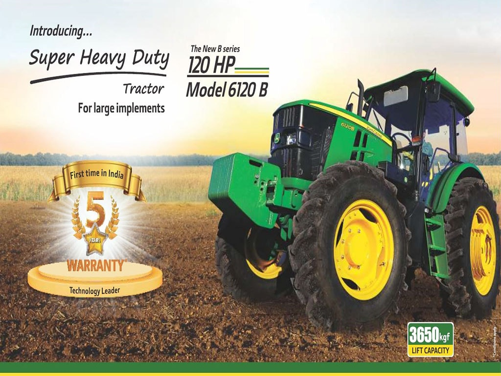 6120B | Tractor | John Deere IN