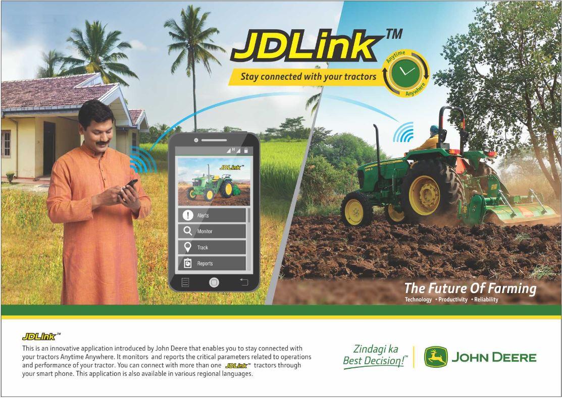 Tractors | John Deere IN
