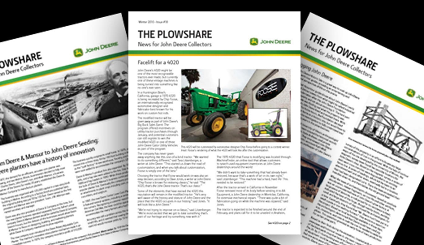 The Plowshare cover