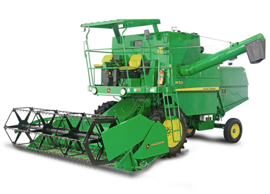 Parts Of A John Deere Combine Harvester Diagram : W combine harvester grain harvesting john deere in