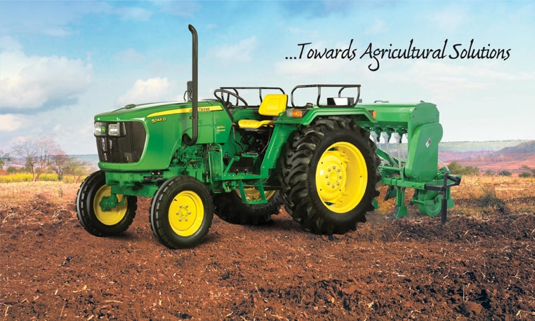 Learn more about 45 HP Tractor
