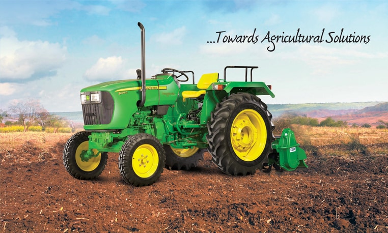 Learn more about 35 HP Tractor