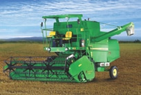 Learn More about Grain Harvesting