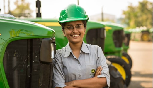 About John Deere India