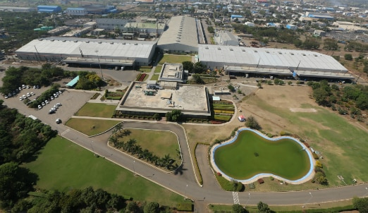 John Deere India Factories