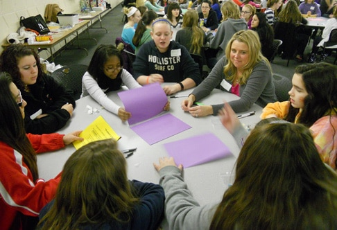Davenport Introduce a Girl to Engineering Day