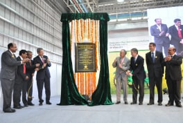 John Deere inaugurates second tractor factory in India