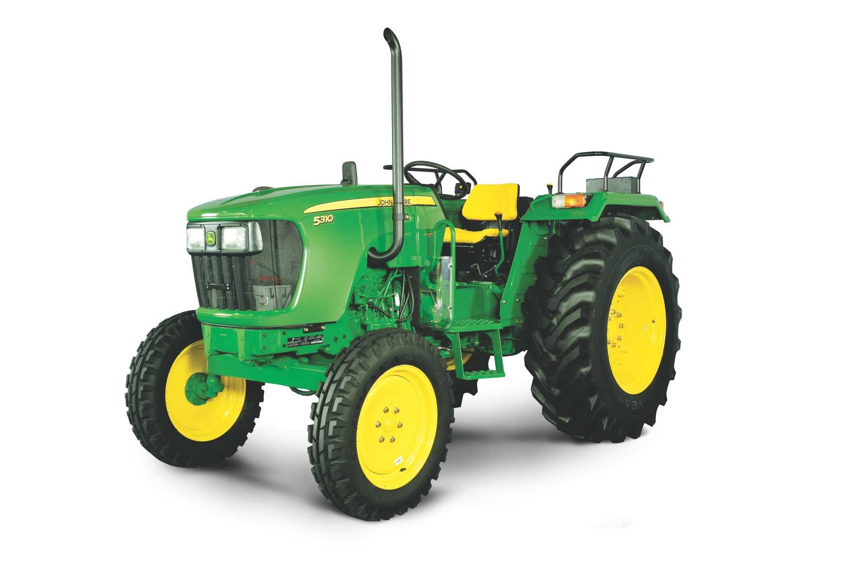 John Deere Tractors 5050 5310 Wiring Diagram Download