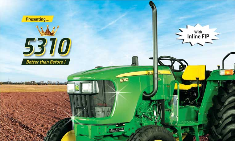 …The Next Generation Tractor Technology
